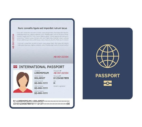 ESTA Passport Requirements