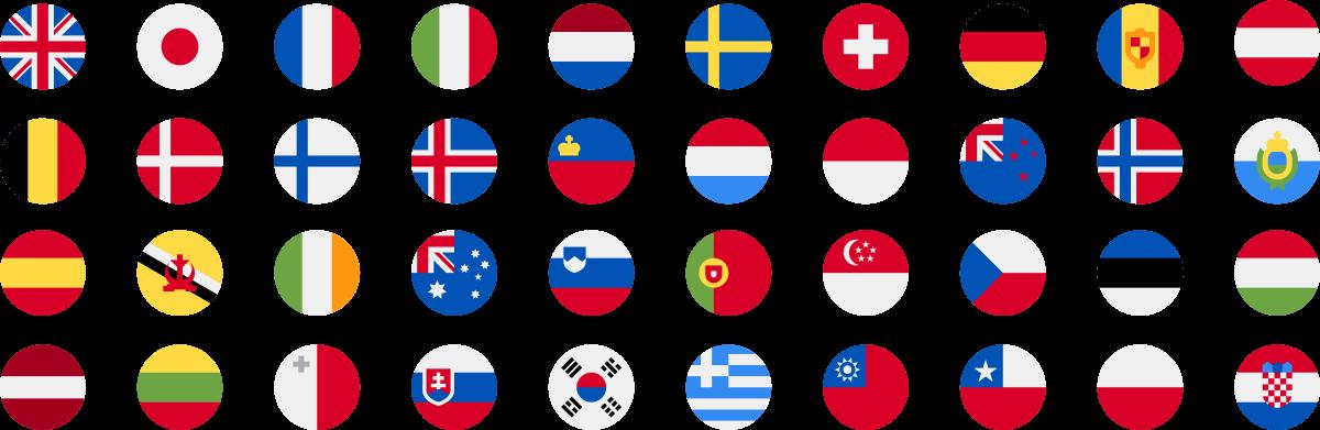 Visa Waiver Program Countries